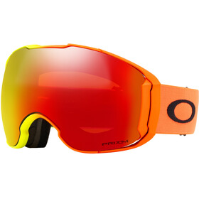 Oakley Airbrake XL - Lunettes de protection - orange/rouge